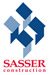 Sasser Construction builder logo
