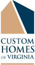 Custom Homes of Virginia builder logo