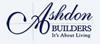 Ashdon Builders builder logo